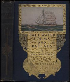 Salt-water poems and ballads . UNCG Special Collections
