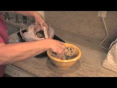 Let's Talk about Stuffing a Turkey