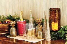 Bunny Williams' holiday collection for Ballard Designs