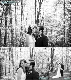 Check out the beautiful pictures of Maureen & Scott's wedding at the Christmas Farm on May 17th!  We just love these! Credit to Jordan of Anne Skidmore Photography. Maureen's wish for her wedding day was an outdoor ceremony; Mother Nature must have a soft spot for brides; 100% rain forecast turned into a stunningly warm and sunny May afternoon! - http://www.asweddings.com/