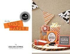 Halloween Printables @ Oscar & Emma Custom Design Studio