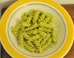 Pesto di Zucchine col Bimby
