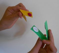 Button Castanets! Simple to Make and Great Fun To Play!