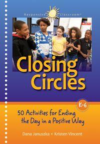 Closing Circles -- Responsive Classroom (PBIS-strategy)