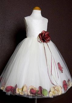for my flower girl!
