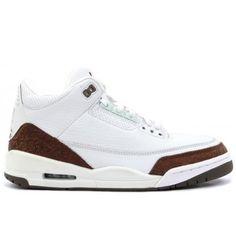136064 121 Air Jordan 3 Retro Mens Basketball Shoes White Mocha A03010 Price: $102.99 http://www.theblueretros.com/