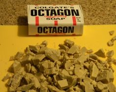 Octagon Soap was for Bathing and Washing