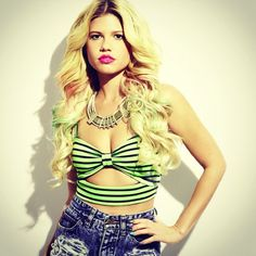 Love the top (Chanel WestCoast)