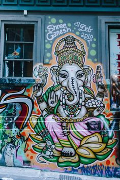 Street Art | Melbourne, Australia