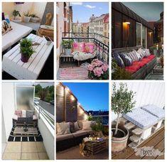 Ideas para decorar la terraza de casa