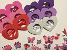 Lovebug Valentine gl