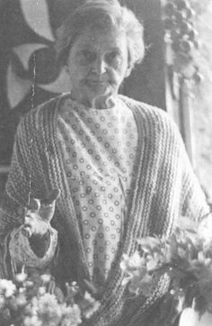 Edwina Shepherd Pepper - gave up wealth to live atop a mountain in WV and started a newpaper called Mountain Call - first environmentalist I ever knew.