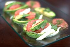 Ruby grapefruit, avocado, and funnel salad - Recipe by James Colquhoun & Laurentine ten Bosch