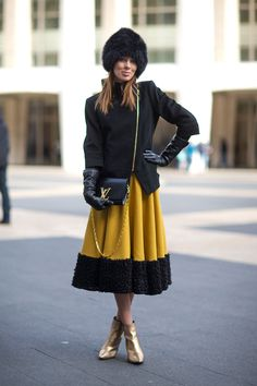 week fall, fashion weeks, street styles, fall 2014, new york fashion, louis vuitton bags, winter chic, nyfw 2014, hat