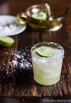 A Real Agave Margarita