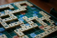The Great Depression and Scrabble