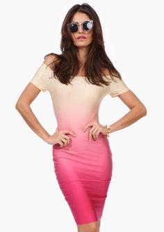 Pink Sunset Dress | Shop for Pink Sunset Dress Online