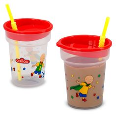 Special Birthday Cup for the Birthday Boy! Would also make great favors to fill with candy!