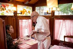 """NYT: Ode to the Classic Bistro """"Call me old-fashioned, but my idea of the perfect bistro is a place where the dishes are traditional, the ingredients seasonal, the service attentive, the price acceptable and my relationship with the chef close enough that I can visit the kitchen when the meal is over."""""""