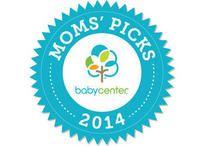 Vote for your favorites in our 2014 Moms' Picks Awards #babycenter #bestgear2014