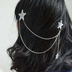 Make some hair jewel