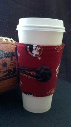 Florida State University  Seminoles  Cup by ALittleXtraSomething, $7.99