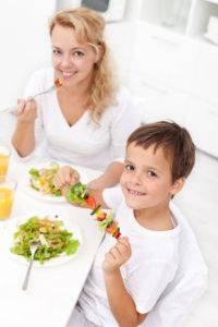 Your nutrition Q&A answered on how to get your kids to eat healthy!