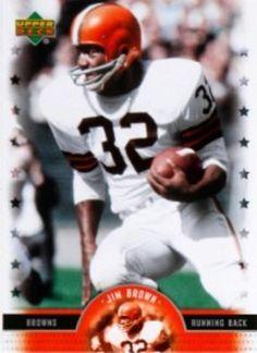 Jim Brown  1957 NFL MVP   1958 NFL MVP   1965 NFL MVP   9x Pro Bowler   8x First Team All Pro