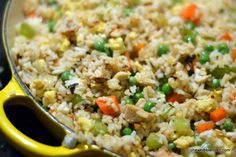 rice recipes, everyday food, new recipes, chili rice, fri rice, foodrecip, chicken fri, gluten free dinners, fried rice