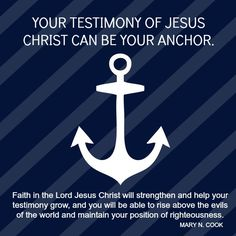 Come Follow Me: What Does it Mean to Have Faith in Jesus Christ?