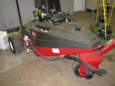 Toro Hydroject 3000 Aerifier for sale