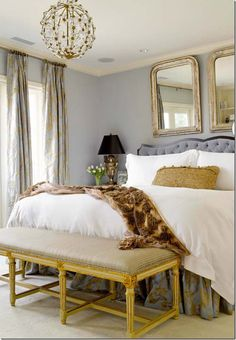 6 Ways to Create a Romantic Bedroom