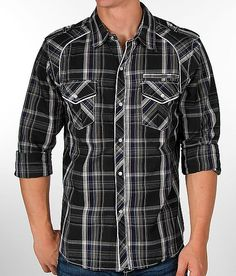 Pop Icon Plaid Shirt - Men's Shirts/Tops | Buckle plaid shirt mens, men shirts, plaid shirts men