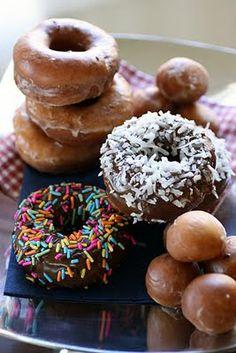 copy cat krispy creme doughnuts
