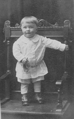 baby boy (victorian period)