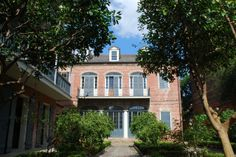 Hermann-Grima House Courtyard, New Orleans - Wedding Venue