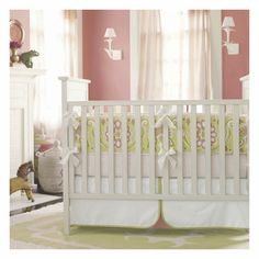 Beautiful baby bedding