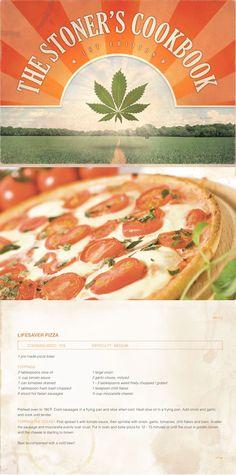stoners cookbook
