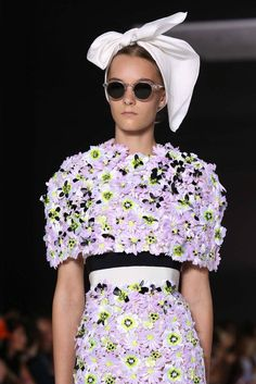 #Giambattista Valli Fall 2014 Couture Collection #Details