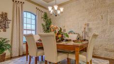 A formal dining room fit for #entertaining by Darling Homes. #diningroom #design #formaldining
