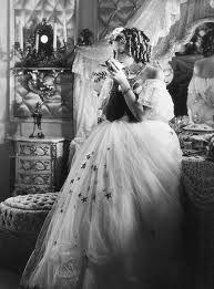 """Greta Garbo, """"Camille"""", 1936    Costume design: Adrian"""