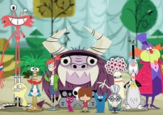 Foster Home for Imaginary Friends - Yeyyyyyy.... Blooooooo <3 imaginary friends, anim, cartoon charact, imaginari friend, 3d cartoon, foster, 3d charact, homes, favorit showsmovi