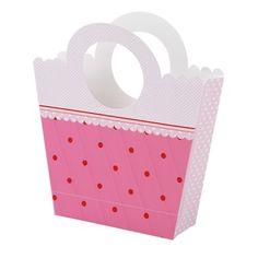 Pink n' Mix Party Handbags (set of 4)