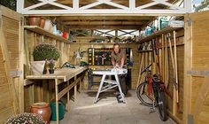 Do It Yourself: Maximize the space in the garage | Storage | Do it