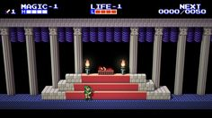 Zelda II: Adventure