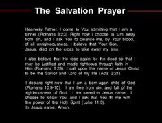 Christian Quotes About Salvation