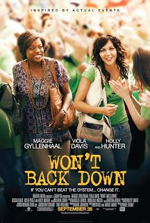 WON'T BACK DOWN is Heartfelt and Inspiring!