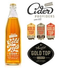 Gold Top Cider by Simon Walker.