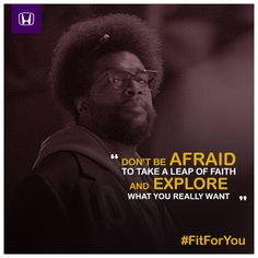 Are you willing to go after your dreams? #FitForYou