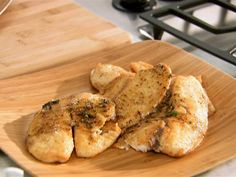 Pan Fried Tilapia Recipe : Sandra Lee : Food Network - FoodNetwork.com